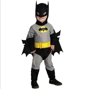 GUC toddler 3-piece Batman Costume